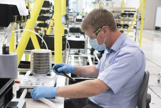 From Innovation Centre to Medical Ventilator Manufacturer