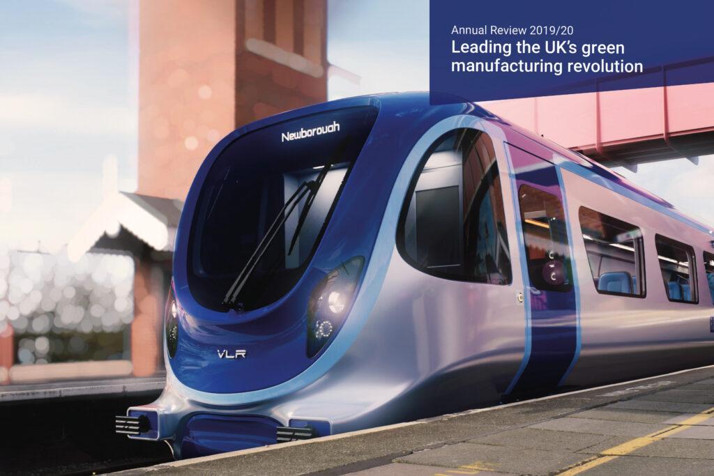 Very Light Rail (VLR) concept (courtesy of TDI International)