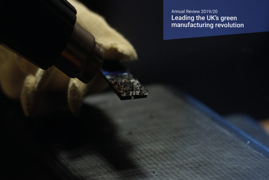 Transforming recycling and reuse of composites