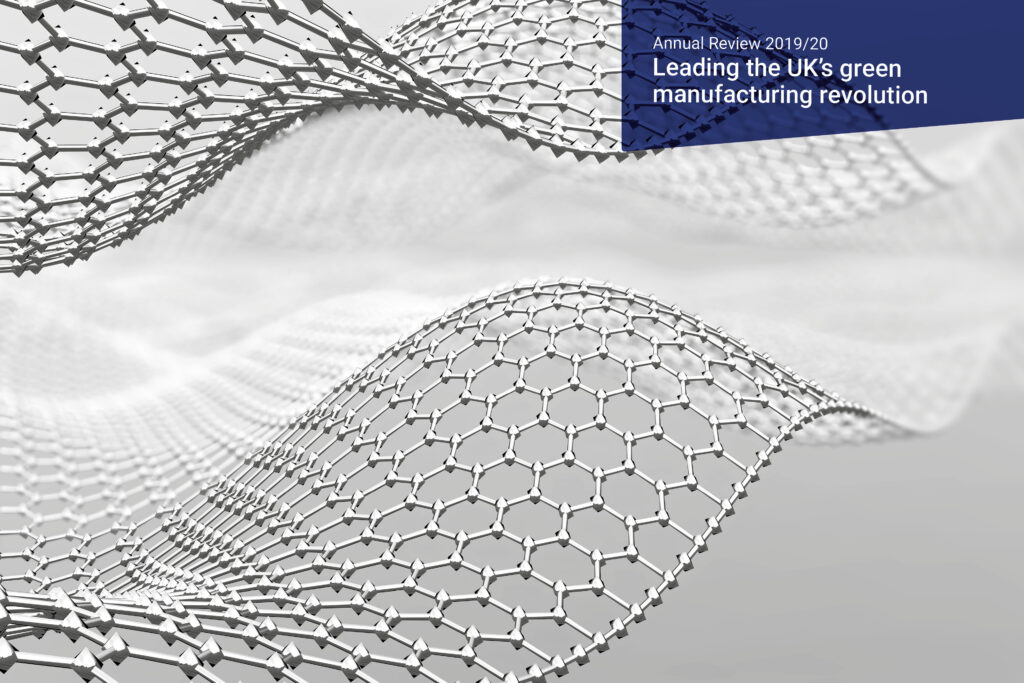 Graphene and aerogel bring protection and success