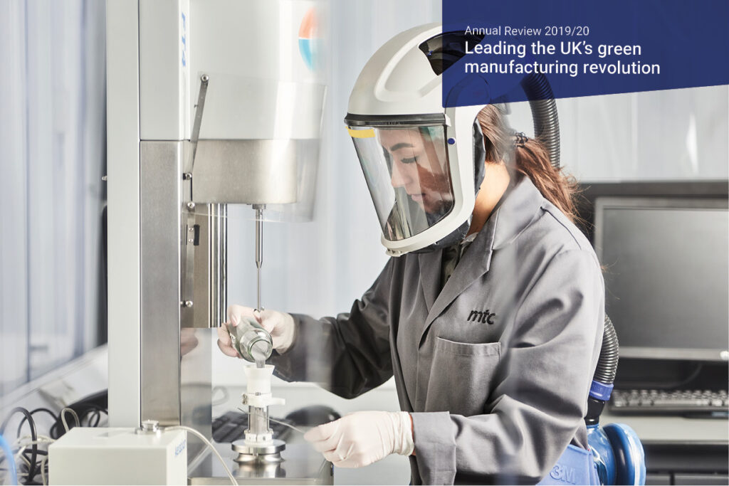 Creating a UK supply chain for 3D-printing