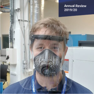 """<p><a href=""""https://hvm.catapult.org.uk/annual-review/personal-protective-equipment-ppe/"""" style=""""line-height: 1.24; text-decoration:none; color: #17427f; font-size: 21px; font-weight: bold"""">Personal protective equipment (PPE)</a></p>"""