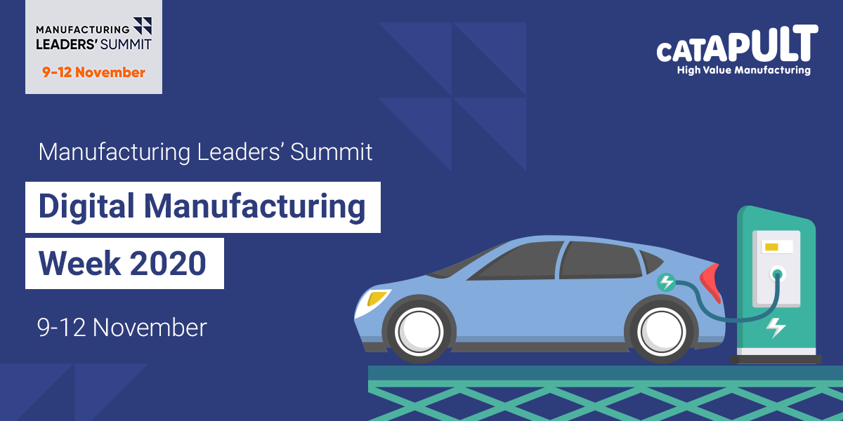 Digital Manufacturing Leaders Summit