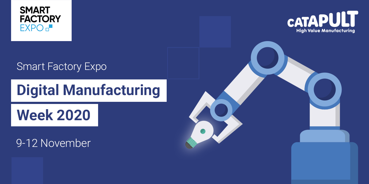 Digital Manufacturing Smart Factory Expo