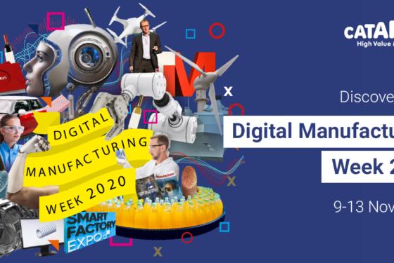 Accelerating Innovation at Digital Manufacturing Week 2020